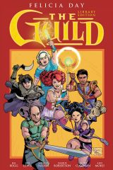 guildlibrary Felicia Day returns in the long-awaited THE GUILD LIBRARY EDITION