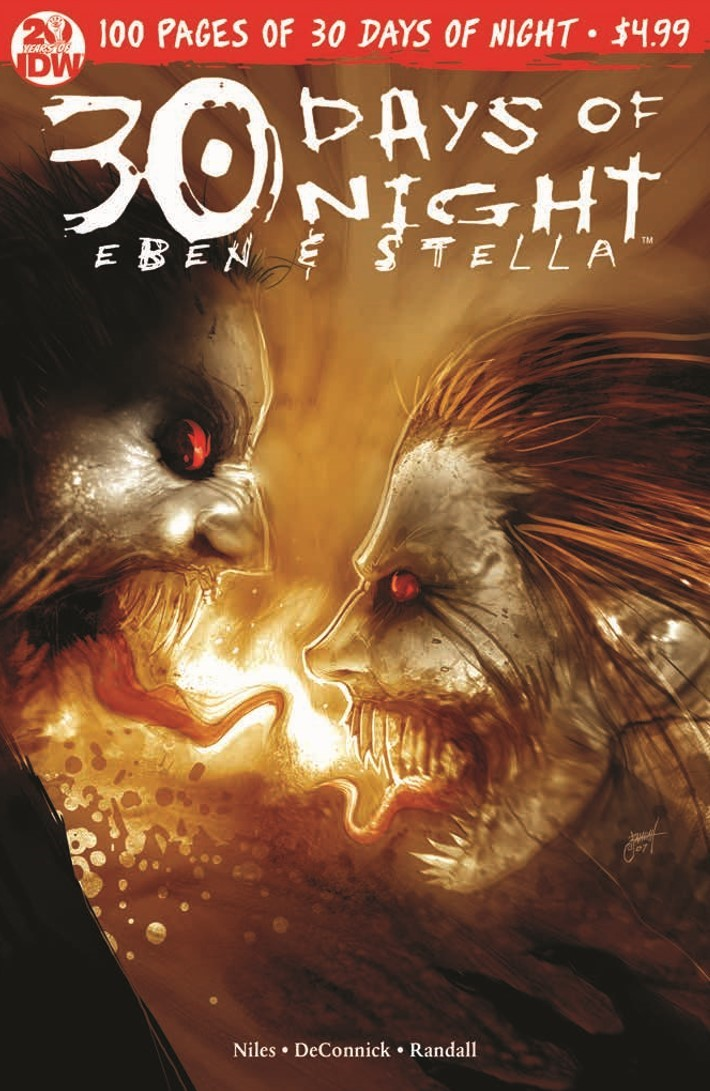 30_Days_of_Night_100-pr-1 ComicList Previews: 30 DAYS OF NIGHT 100-PAGE GIANT #1