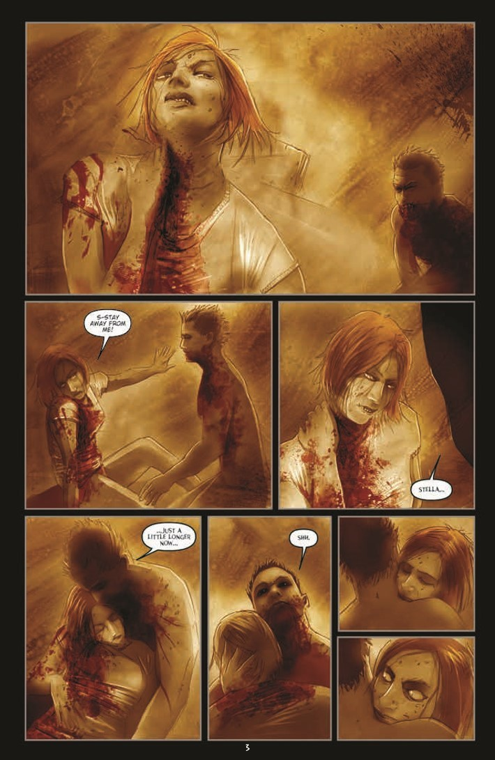 30_Days_of_Night_100-pr-5 ComicList Previews: 30 DAYS OF NIGHT 100-PAGE GIANT #1