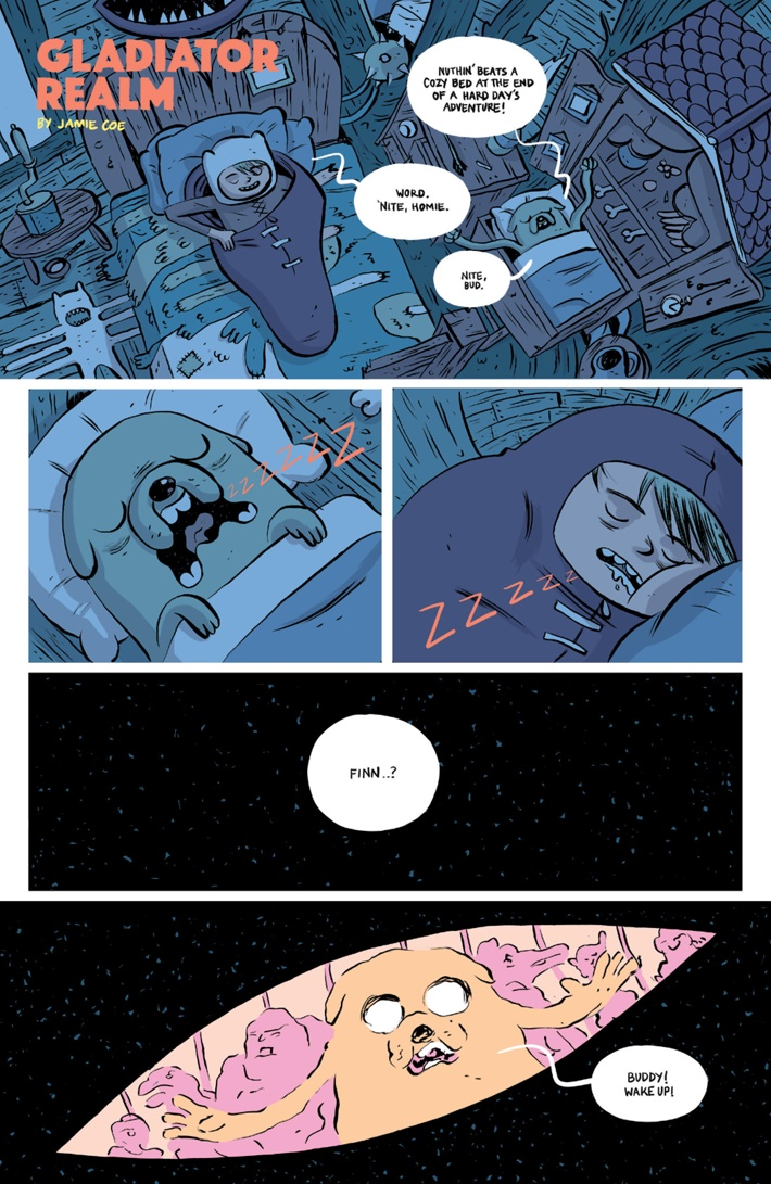 ATComics_022_PRESS_3 ComicList Previews: ADVENTURE TIME COMICS #22