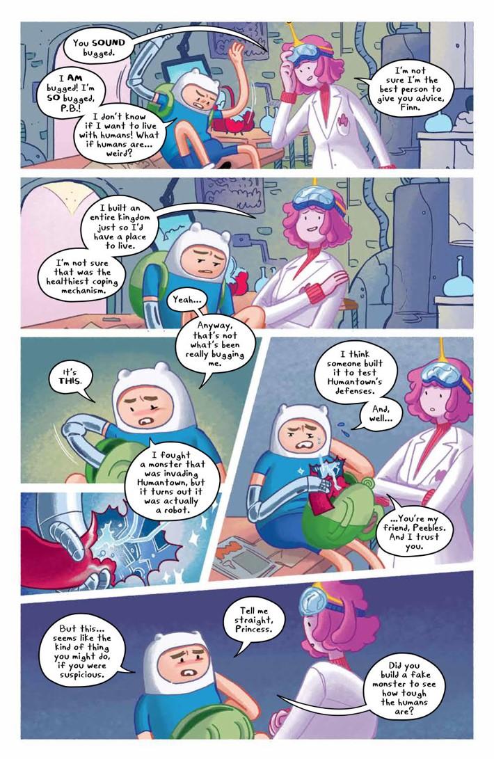 ATSeason11_006_PRESS_5 ComicList Previews: ADVENTURE TIME SEASON 11 #6