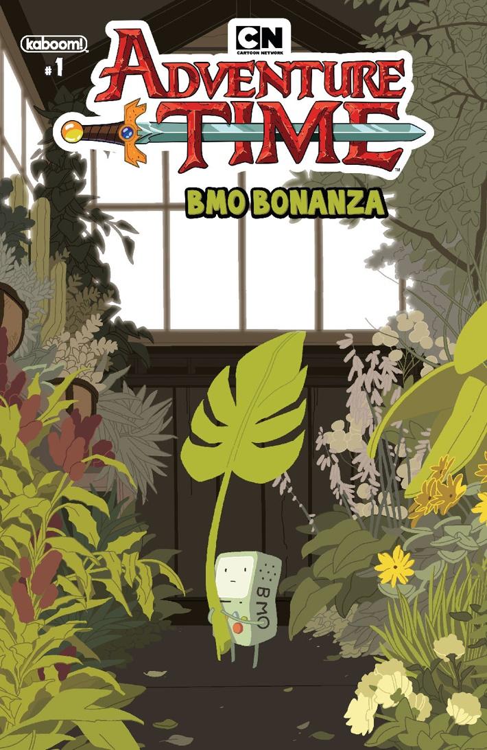 AT_BMOBonanza_A_Main ComicList Previews: ADVENTURE TIME BMO BONANZA #1