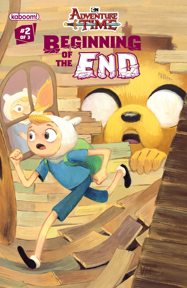 AT_Beginning_of_the_End_002_A_Main ComicList Previews: ADVENTURE TIME BEGINNING OF THE END #2