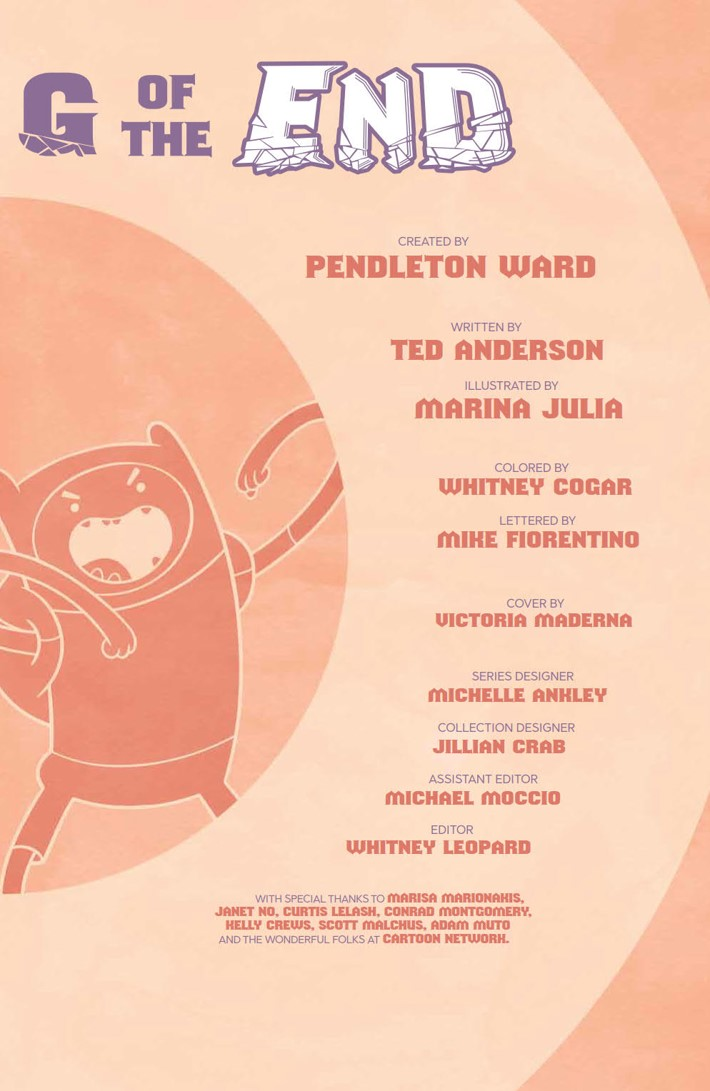 AT_BeginningoftheEnd_SC_PRESS_5 ComicList Previews: ADVENTURE TIME BEGINNING OF THE END TP