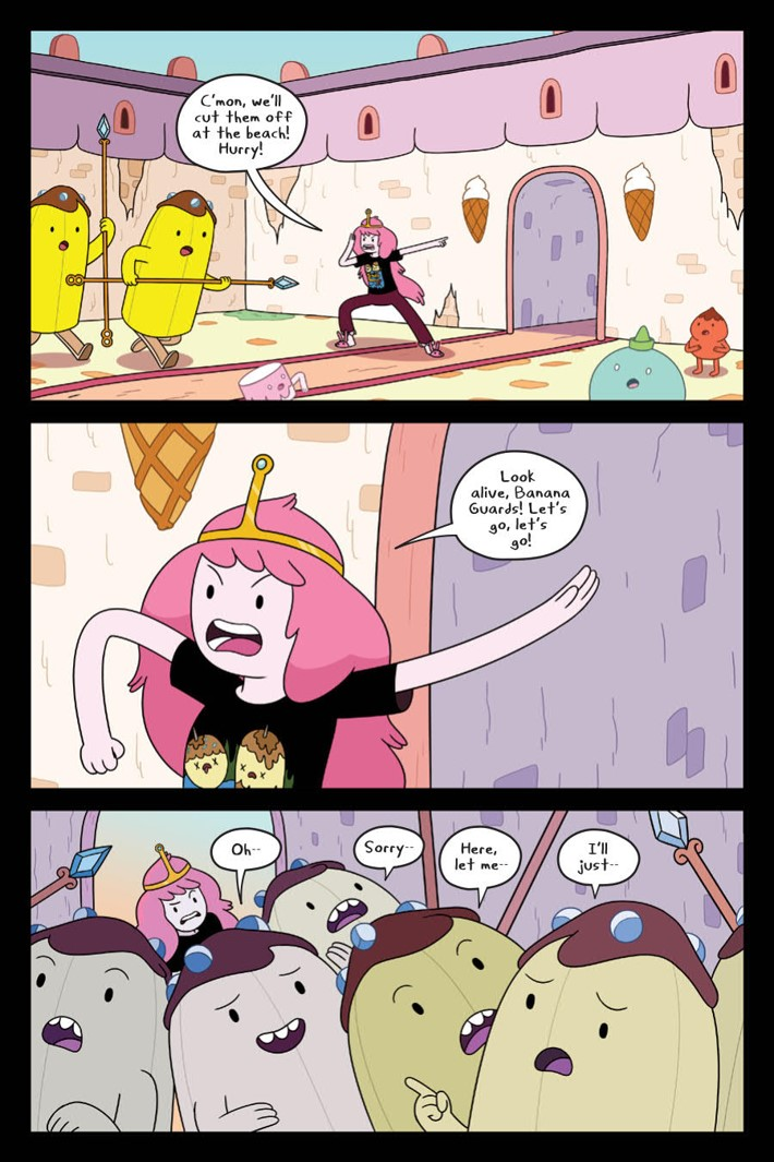 AT_OGN_v13_MarcelinePirateQueen_PRESS_12 ComicList Previews: ADVENTURE TIME MARCELINE THE PIRATE QUEEN GN