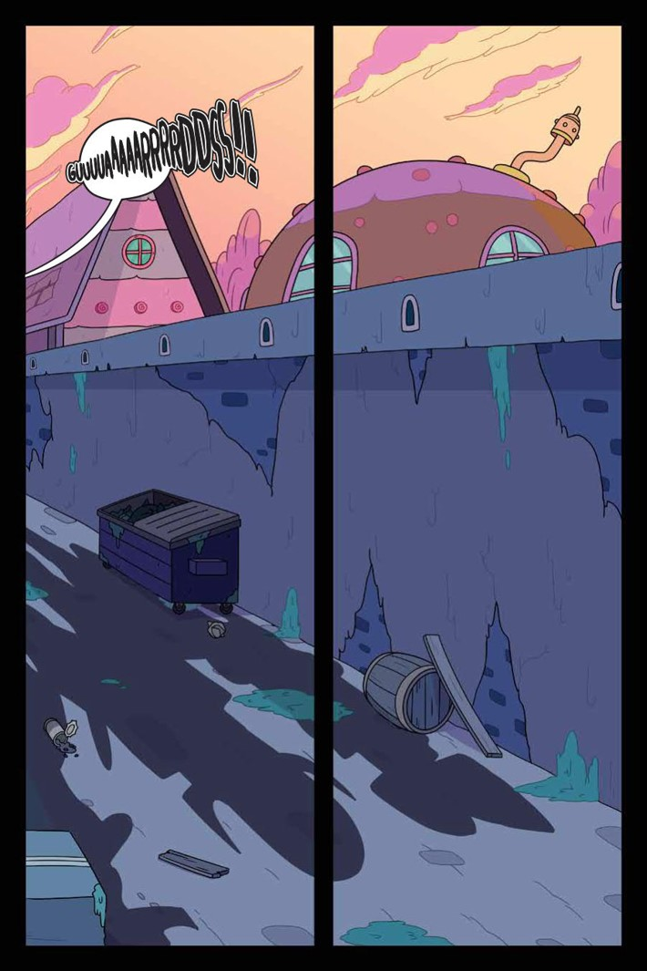 AT_OGN_v13_MarcelinePirateQueen_PRESS_7 ComicList Previews: ADVENTURE TIME MARCELINE THE PIRATE QUEEN GN