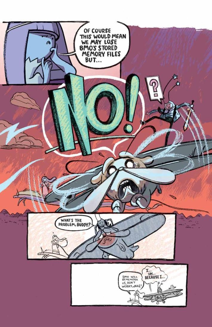 AT_SugaryShorts_v5_SC_PRESS_13 ComicList Previews: ADVENTURE TIME SUGARY SHORTS VOLUME 5 TP