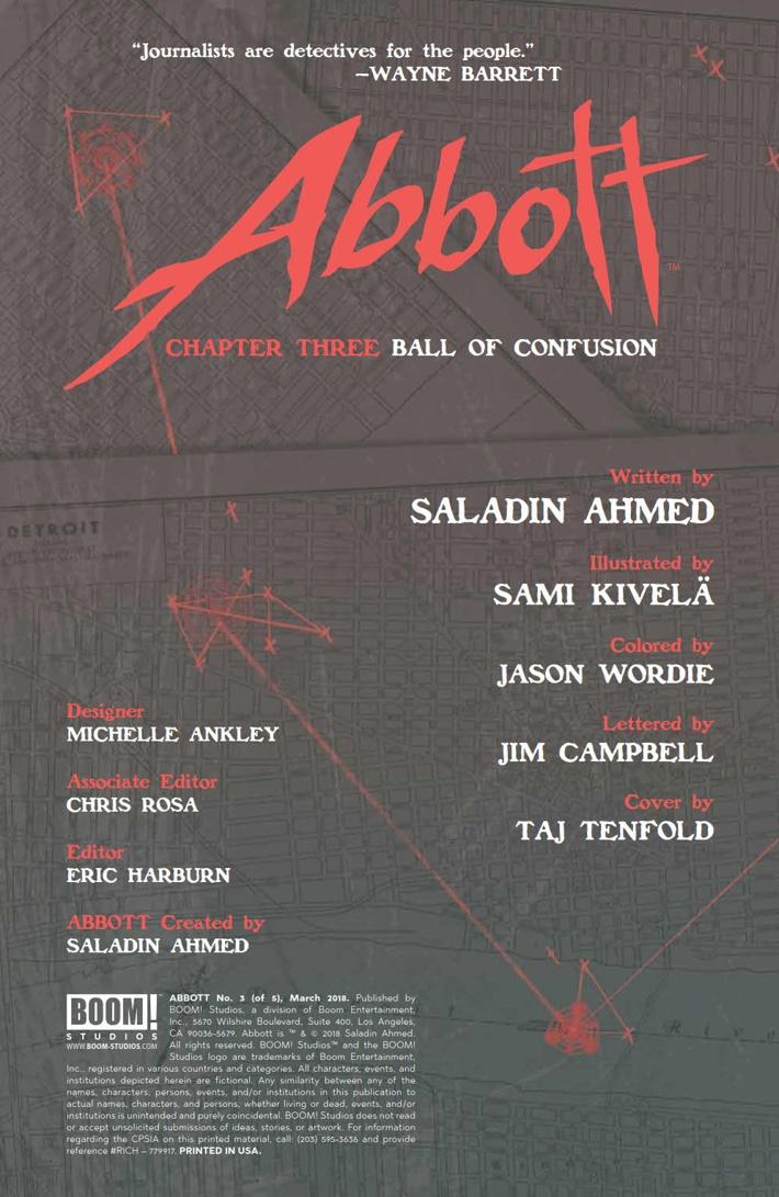 Abbott_003_PRESS_2 ComicList Previews: ABBOTT #3