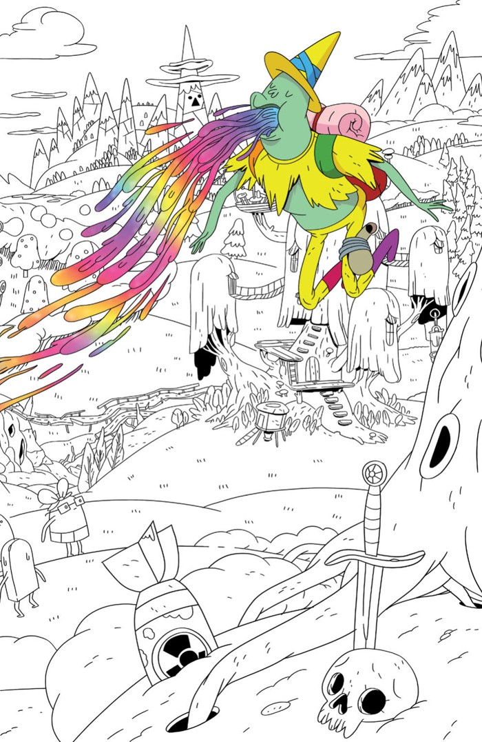 AdventureTime_074_PRESS_7 ComicList Previews: ADVENTURE TIME #74
