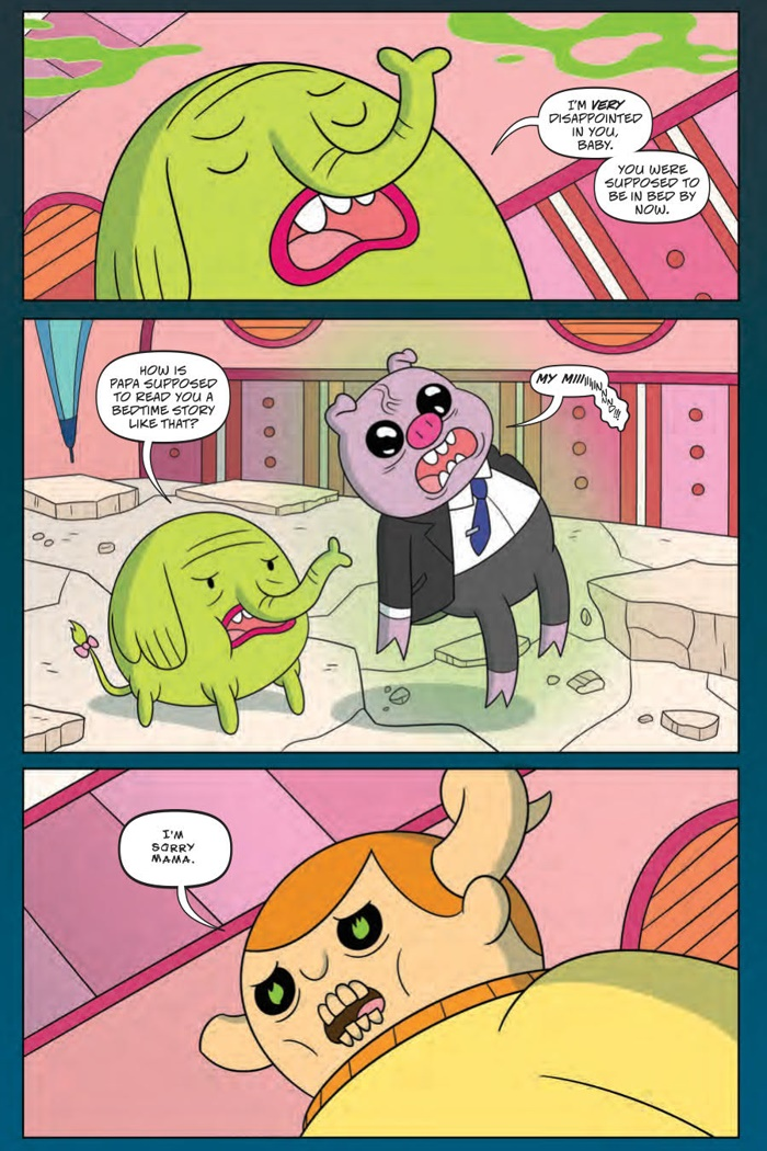 AdventureTime_v9_OGN_PRESS_12 ComicList Preview: ADVENTURE TIME VOLUME 9 BRAIN ROBBERS GN