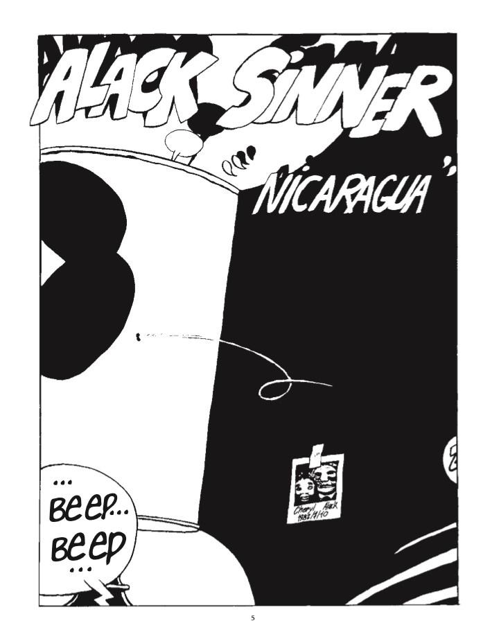 AlackSinner_Disenchantment-pr-3 ComicList Previews: ALACK SINNER THE AGE OF DISENCHANTMENT TP