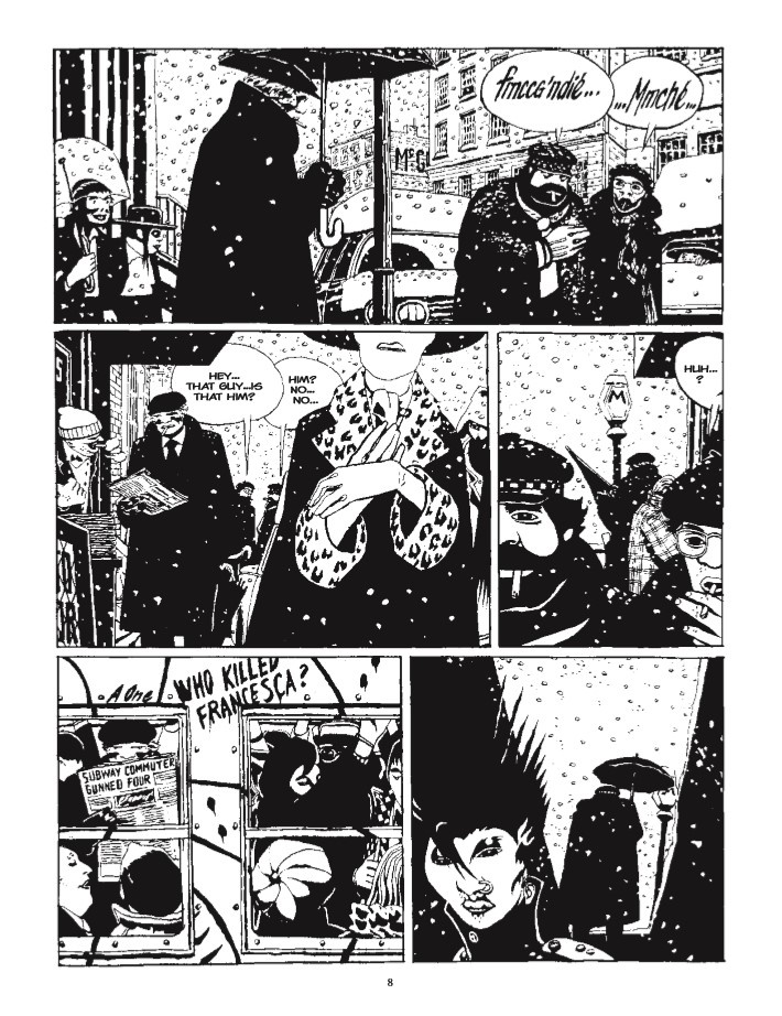 AlackSinner_Disenchantment-pr-6 ComicList Previews: ALACK SINNER THE AGE OF DISENCHANTMENT TP