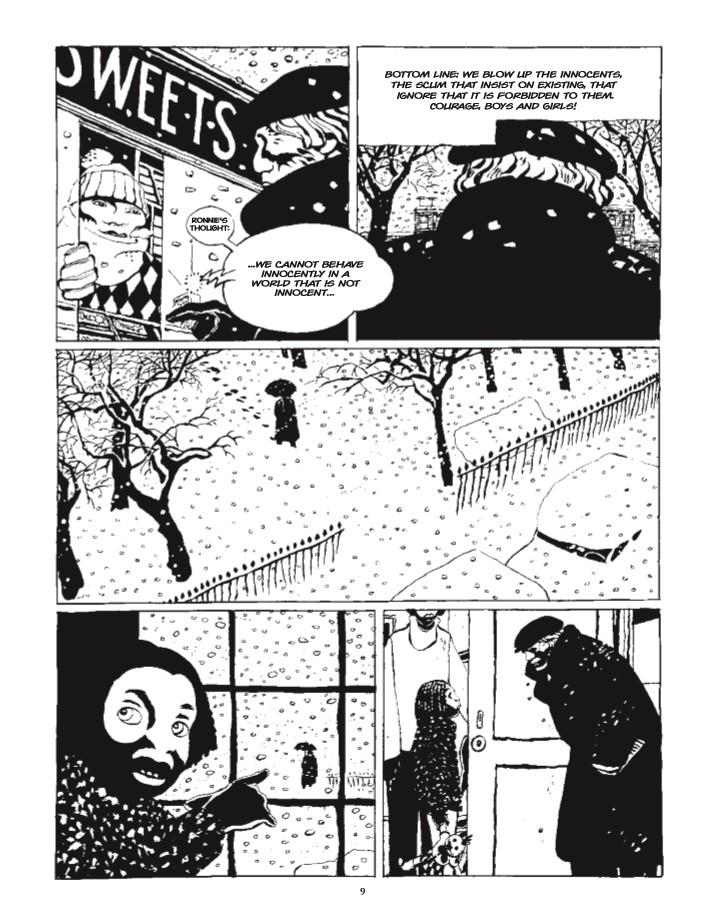 AlackSinner_Disenchantment-pr-7 ComicList Previews: ALACK SINNER THE AGE OF DISENCHANTMENT TP