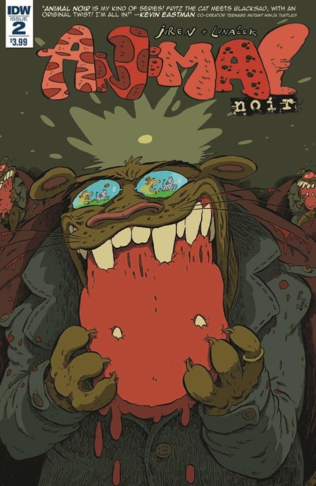 AnimalNoir_02-pr-1 ComicList Preview: ANIMAL NOIR #2
