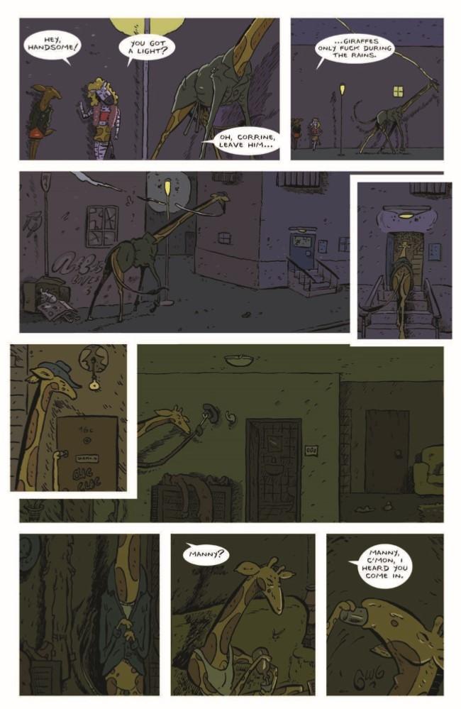 AnimalNoir_02-pr-7 ComicList Preview: ANIMAL NOIR #2