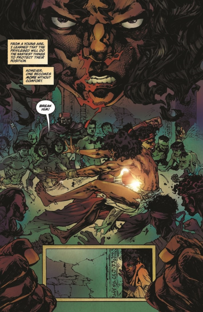Antar_01-pr-4 ComicList Previews: ANTAR #1