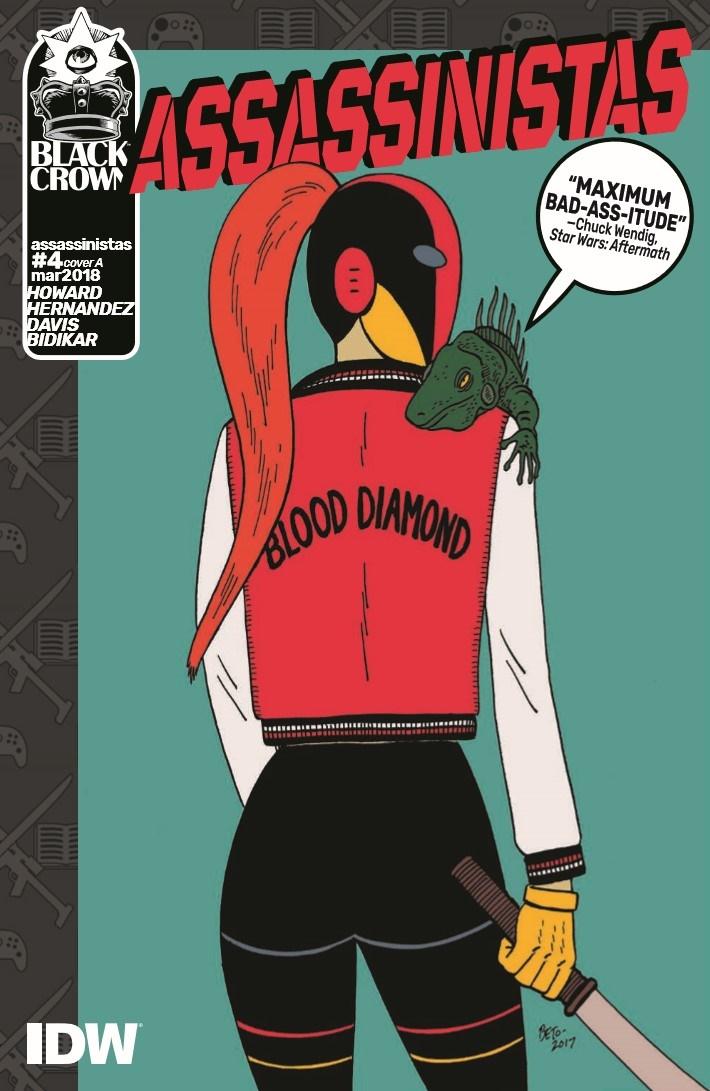 Assassinistas_04-pr-1 ComicList Previews: ASSASSINISTAS #4