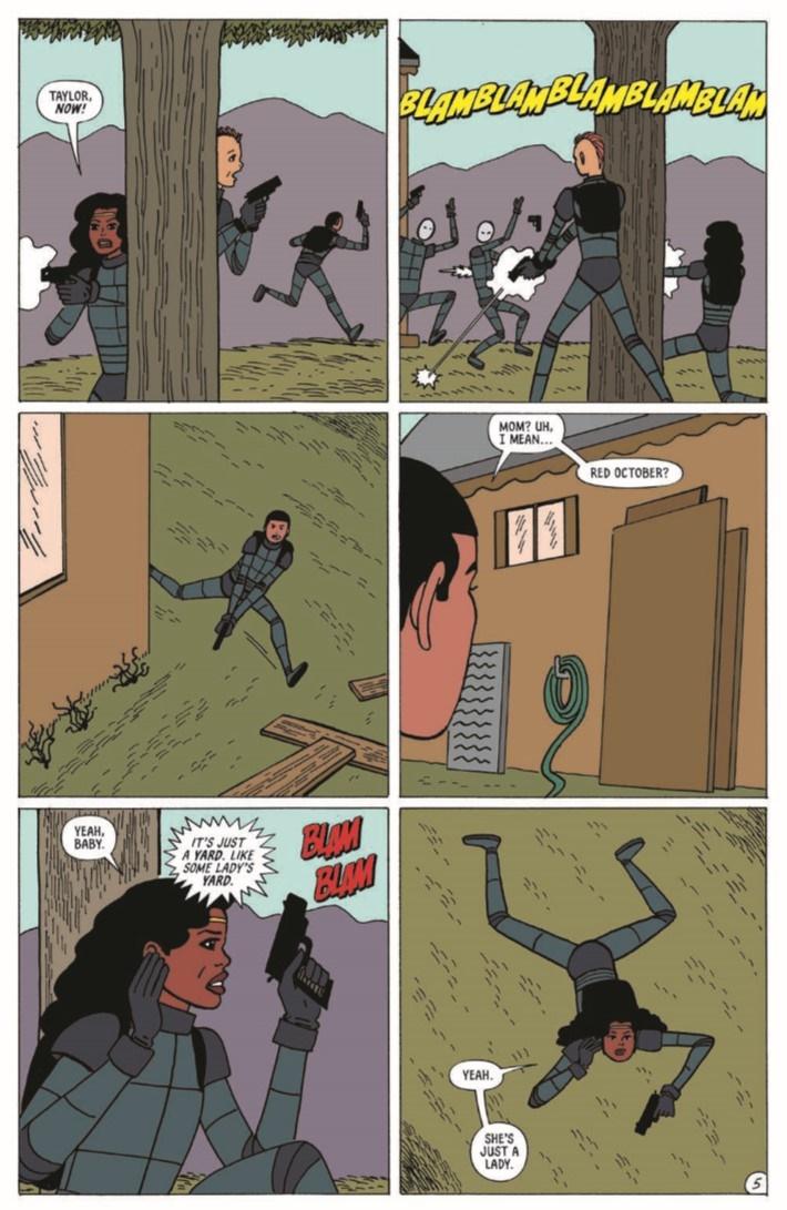 Assassinistas_04-pr-7 ComicList Previews: ASSASSINISTAS #4