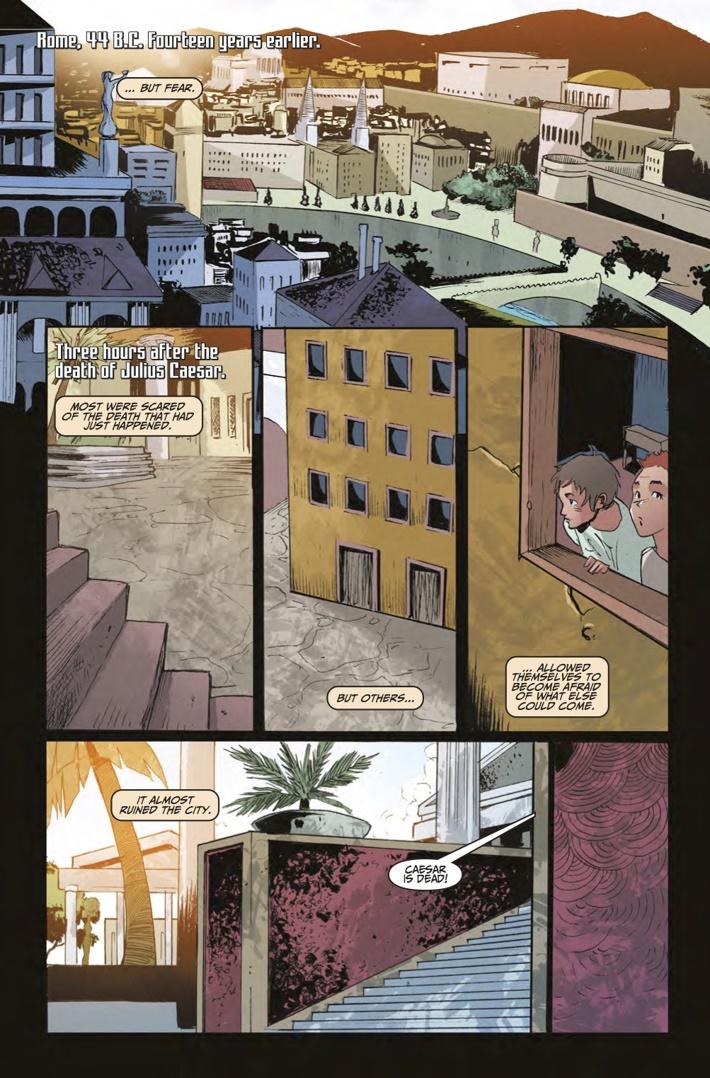 Assassins_Creed_Origins_2_Pg5 ComicList Previews: ASSASSIN'S CREED ORIGINS #2