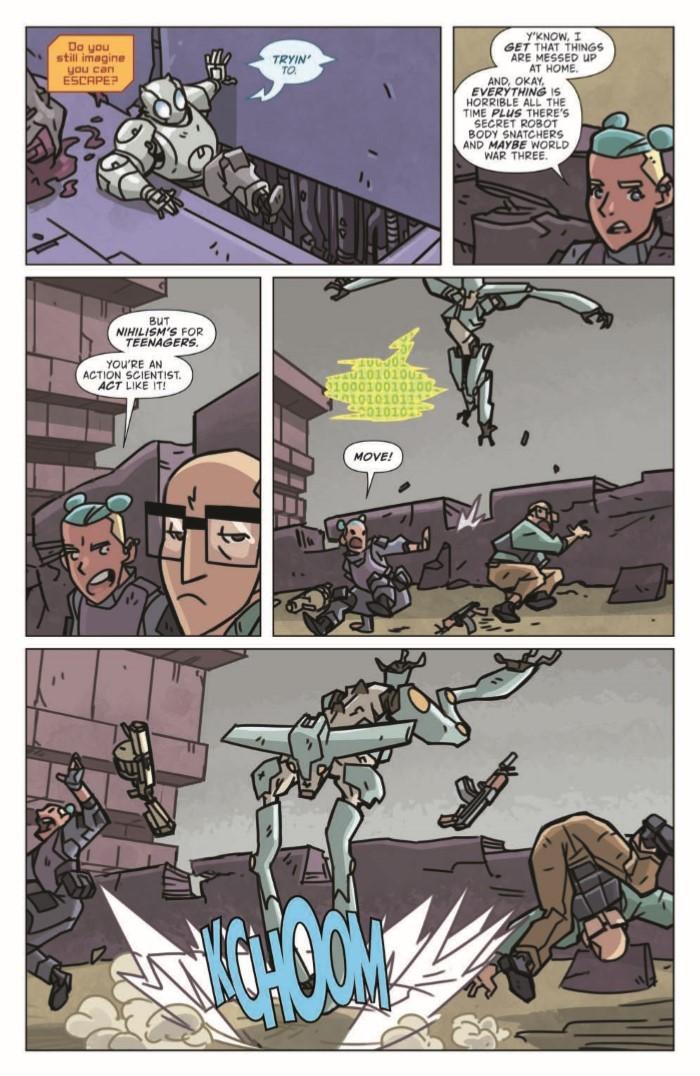 AtomicRobo_Spectre_05-pr-5 ComicList Previews: ATOMIC ROBO AND THE SPECTRE OF TOMORROW #5