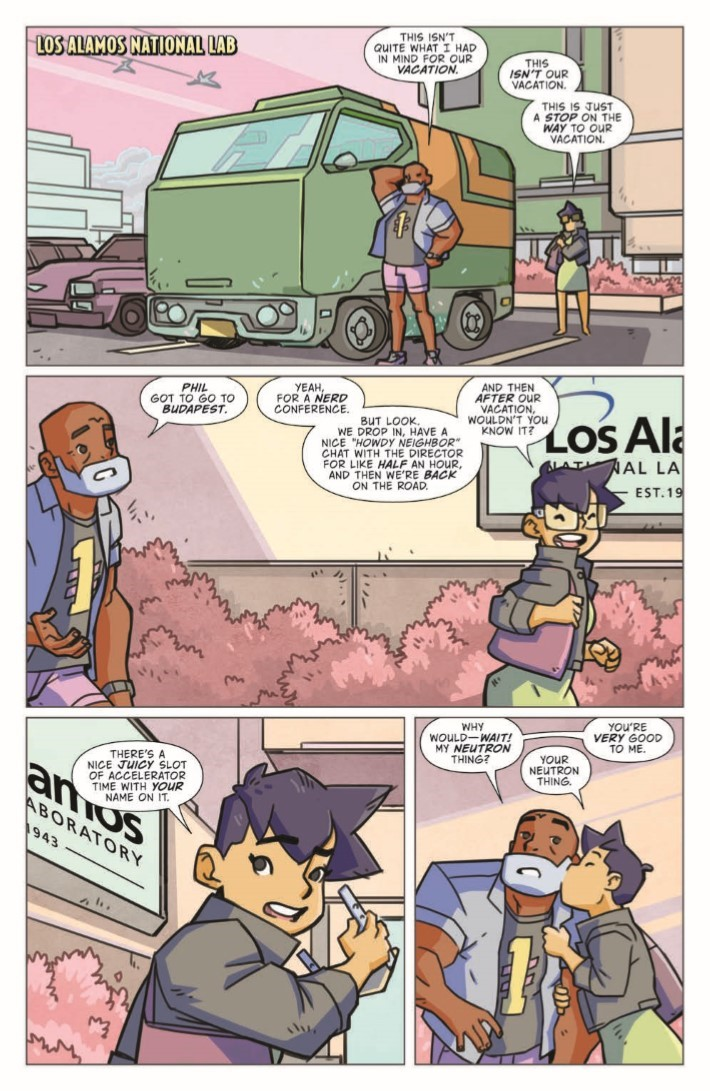 Atomic_Robo_Dawn_New_Era_02-pr-3 ComicList Previews: ATOMIC ROBO AND THE DAWN OF A NEW ERA #2