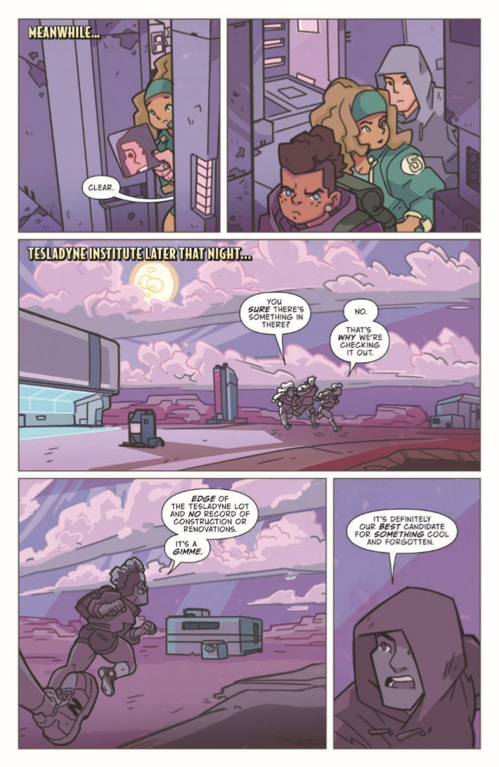 Atomic_Robo_Dawn_New_Era_02-pr-6 ComicList Previews: ATOMIC ROBO AND THE DAWN OF A NEW ERA #2