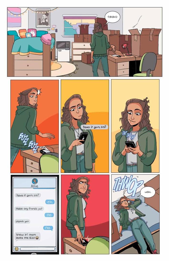 AvantGuards_001_PRESS_6 ComicList Previews: THE AVANT-GUARDS #1