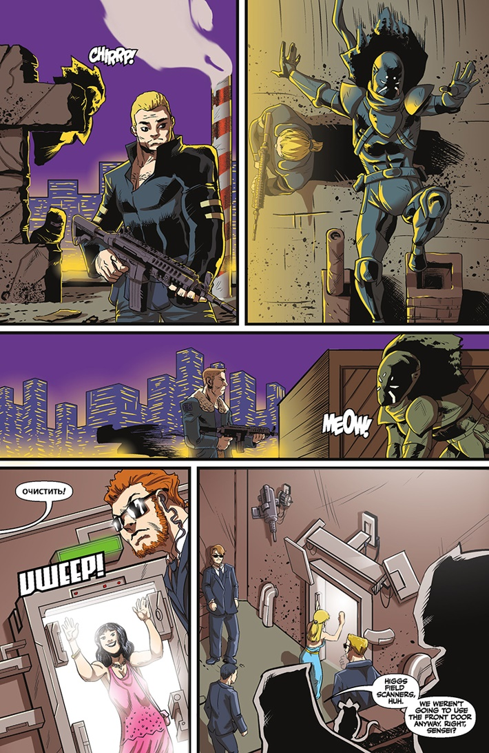 BLACKAFWIDOWS_2_2 ComicList Previews: BLACK AF WIDOWS AND ORPHANS #2