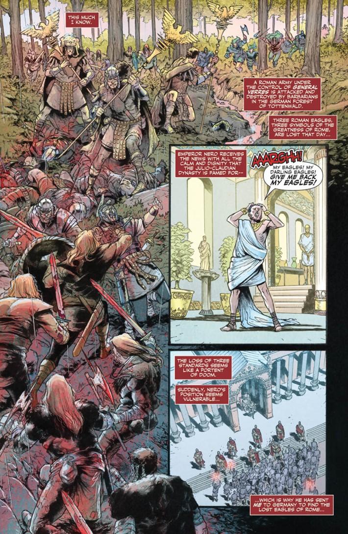 BRITANNIA3_002_002 ComicList Previews: BRITANNIA LOST EAGLES OF ROME #2