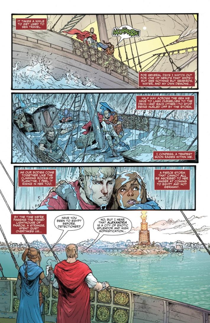 BRITANNIA3_002_005 ComicList Previews: BRITANNIA LOST EAGLES OF ROME #2