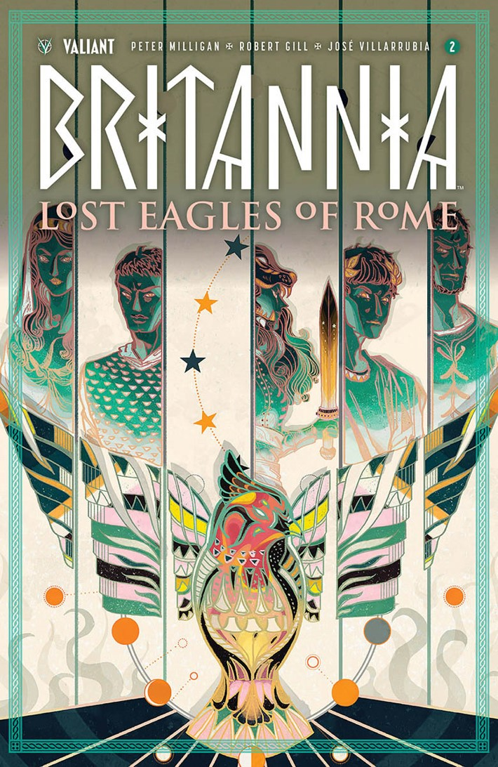 BRITANNIA3_002_COVER-B_HONG ComicList Previews: BRITANNIA LOST EAGLES OF ROME #2