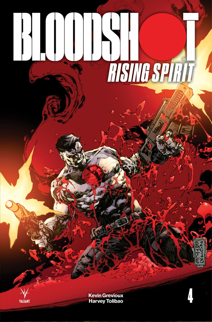 BRS4_COVER_C ComicList Previews: BLOODSHOT RISING SPIRIT #4