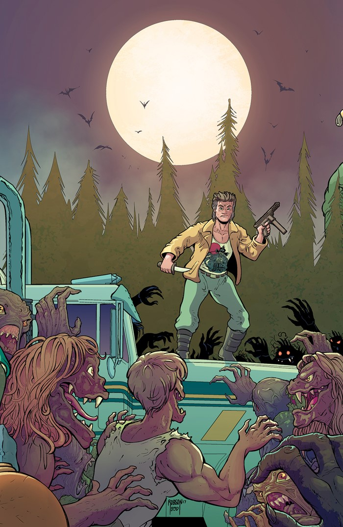 BTLC_OMJ_006_C_Connecting ComicList Previews: BIG TROUBLE IN LITTLE CHINA OLD MAN JACK #6