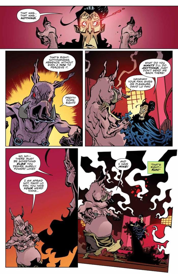 BTLC_OMJ_006_PRESS_7 ComicList Previews: BIG TROUBLE IN LITTLE CHINA OLD MAN JACK #6