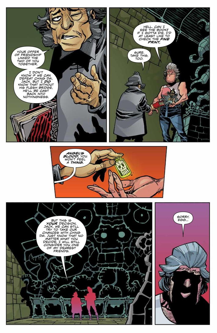 BTLC_OMJ_008_PRESS_5 ComicList Previews: BIG TROUBLE IN LITTLE CHINA OLD MAN JACK #8