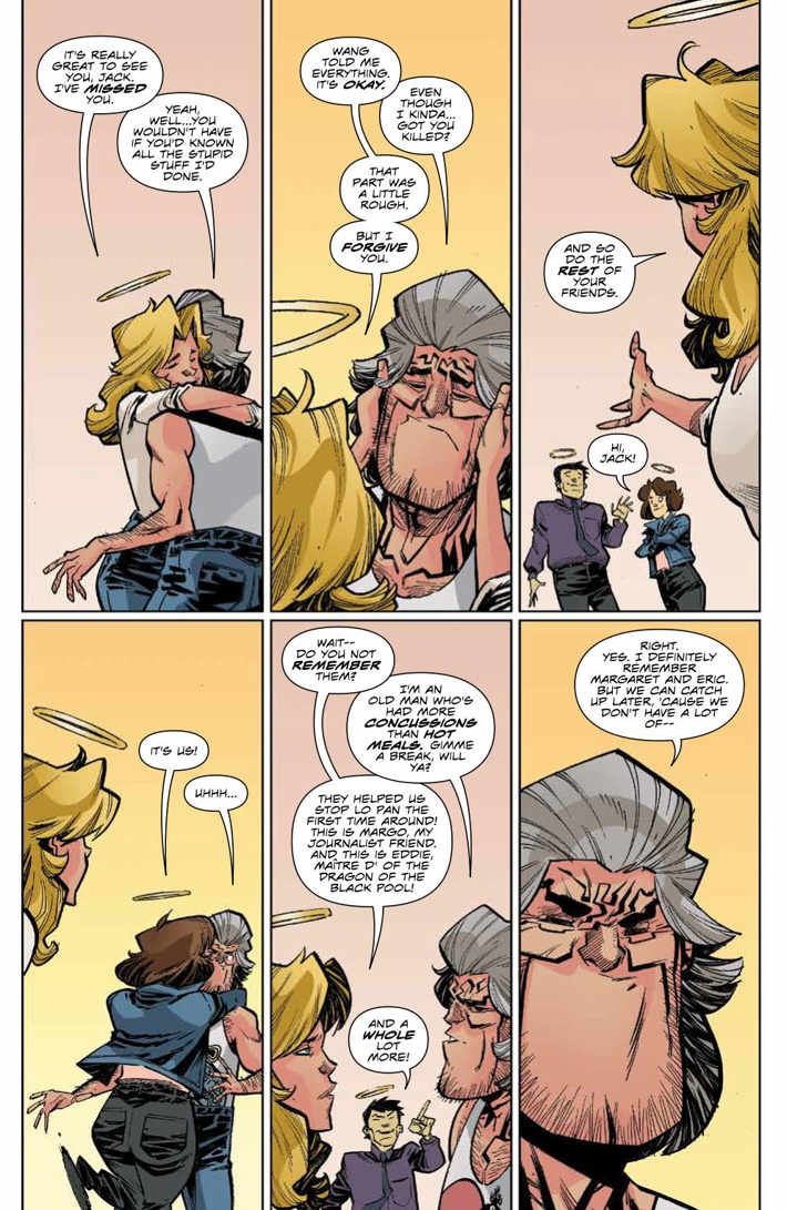 BTLC_OMJ_011_PRESS_5 ComicList Previews: BIG TROUBLE IN LITTLE CHINA OLD MAN JACK #11