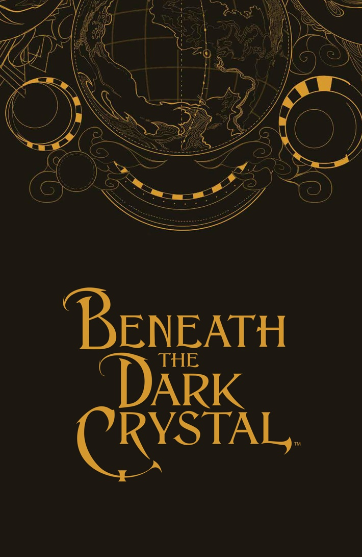 BeneathDarkCrystal_001_PRESS_5 ComicList Previews: JIM HENSON'S BENEATH THE DARK CRYSTAL #1
