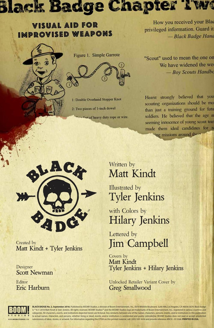 BlackBadge_002_PRESS_2 ComicList Previews: BLACK BADGE #2