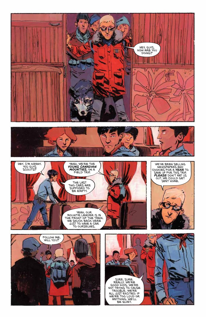 BlackBadge_002_PRESS_4 ComicList Previews: BLACK BADGE #2