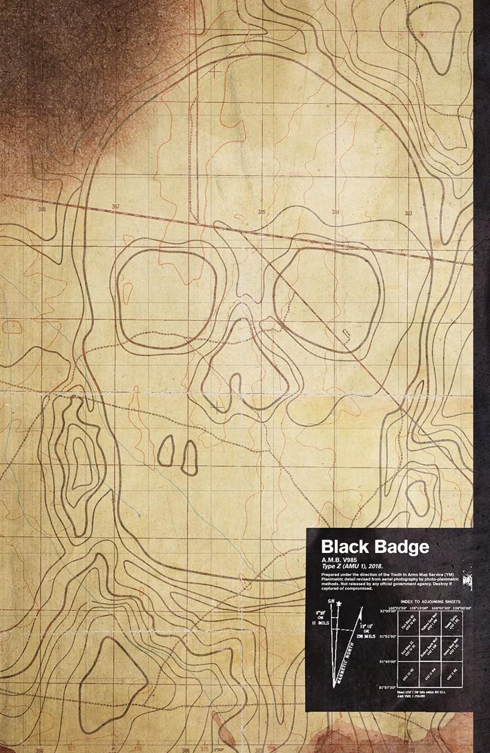 BlackBadge_007_C_UnlockedRetailerVariant ComicList Previews: BLACK BADGE #7