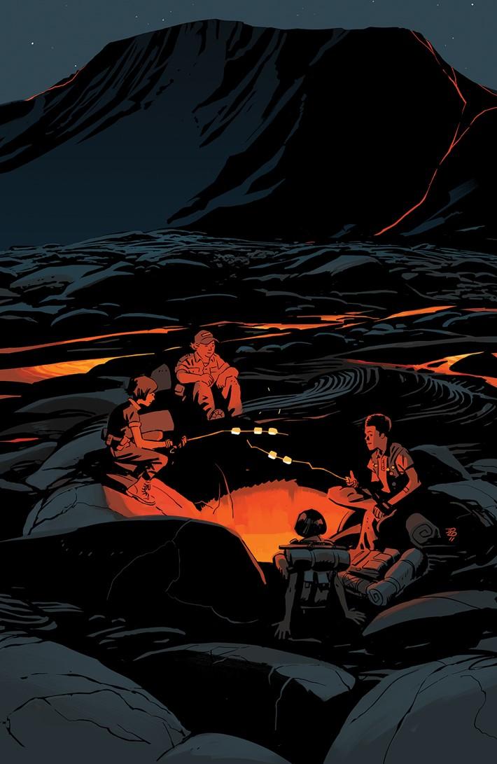 BlackBadge_008_Cover_C_UnlockedRetailer ComicList Previews: BLACK BADGE #8