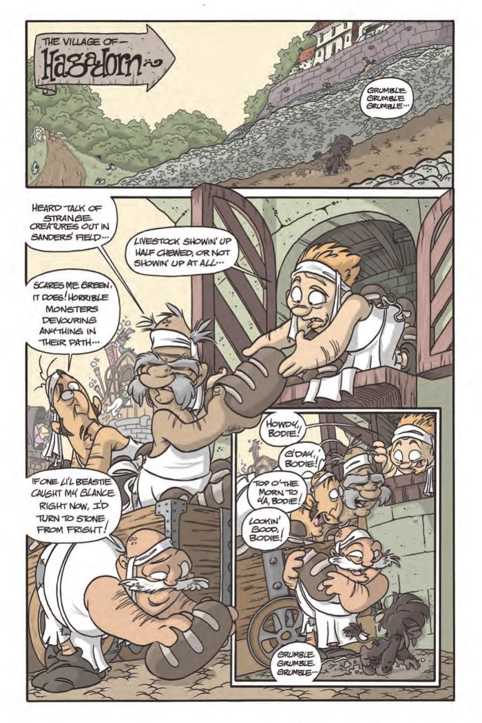 BodieTroll_OGN_PRESS_13 ComicList Previews: BODIE TROLL GN
