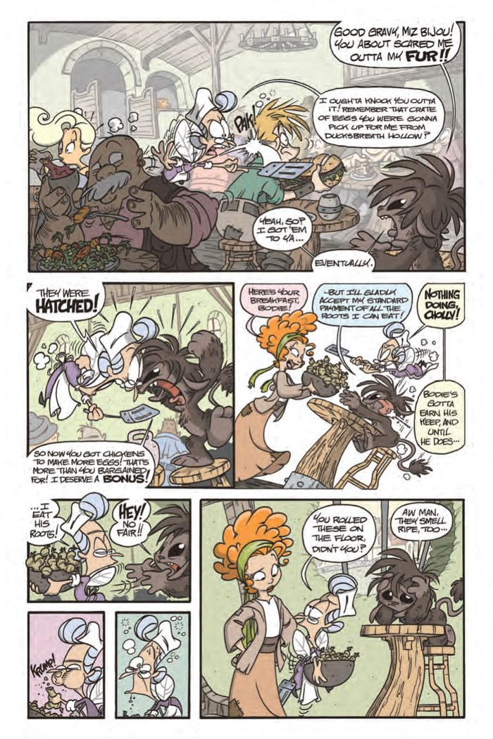 BodieTroll_OGN_PRESS_16 ComicList Previews: BODIE TROLL GN