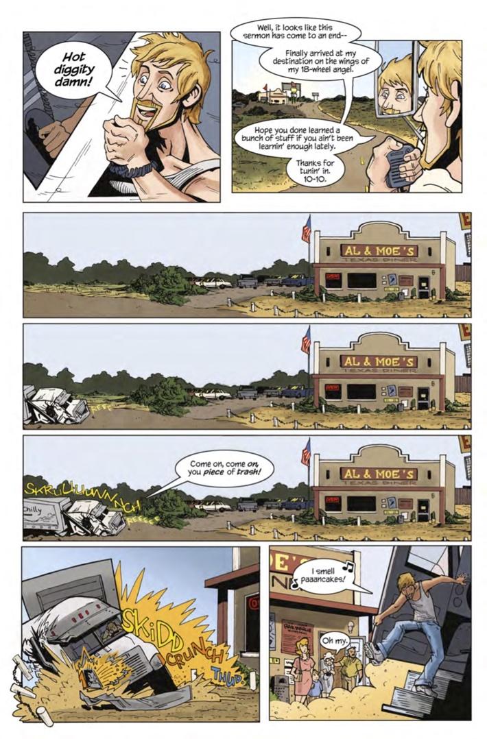 BrotherNash2_pg2 ComicList Previews: BROTHER NASH #2