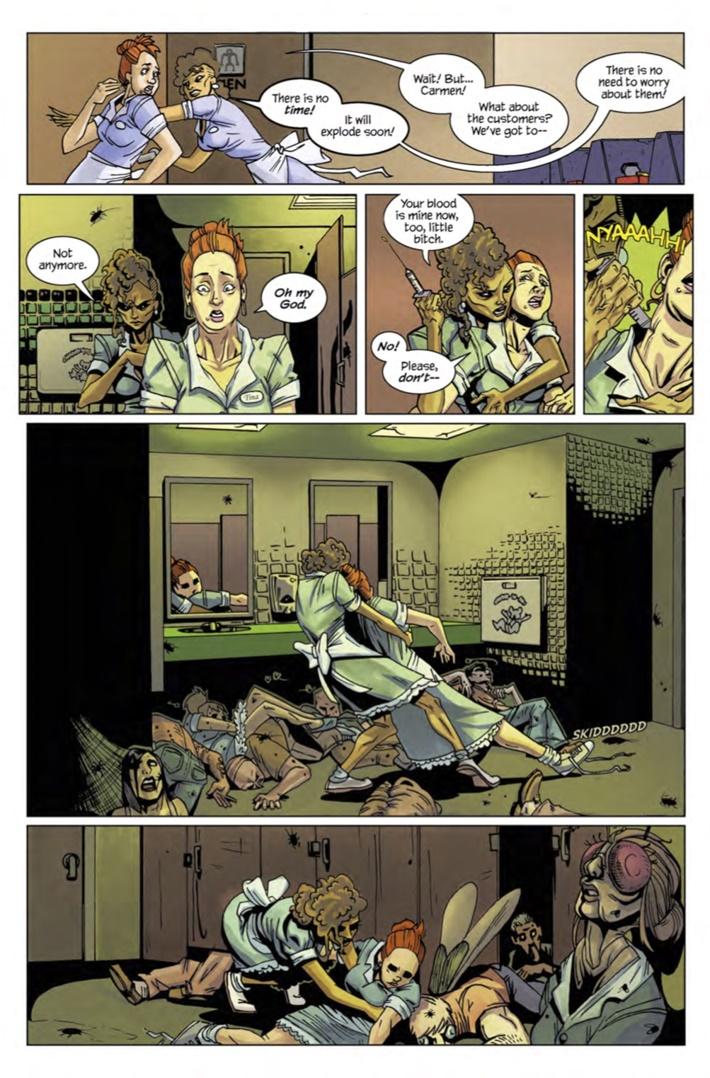 BrotherNash2_pg5 ComicList Previews: BROTHER NASH #2