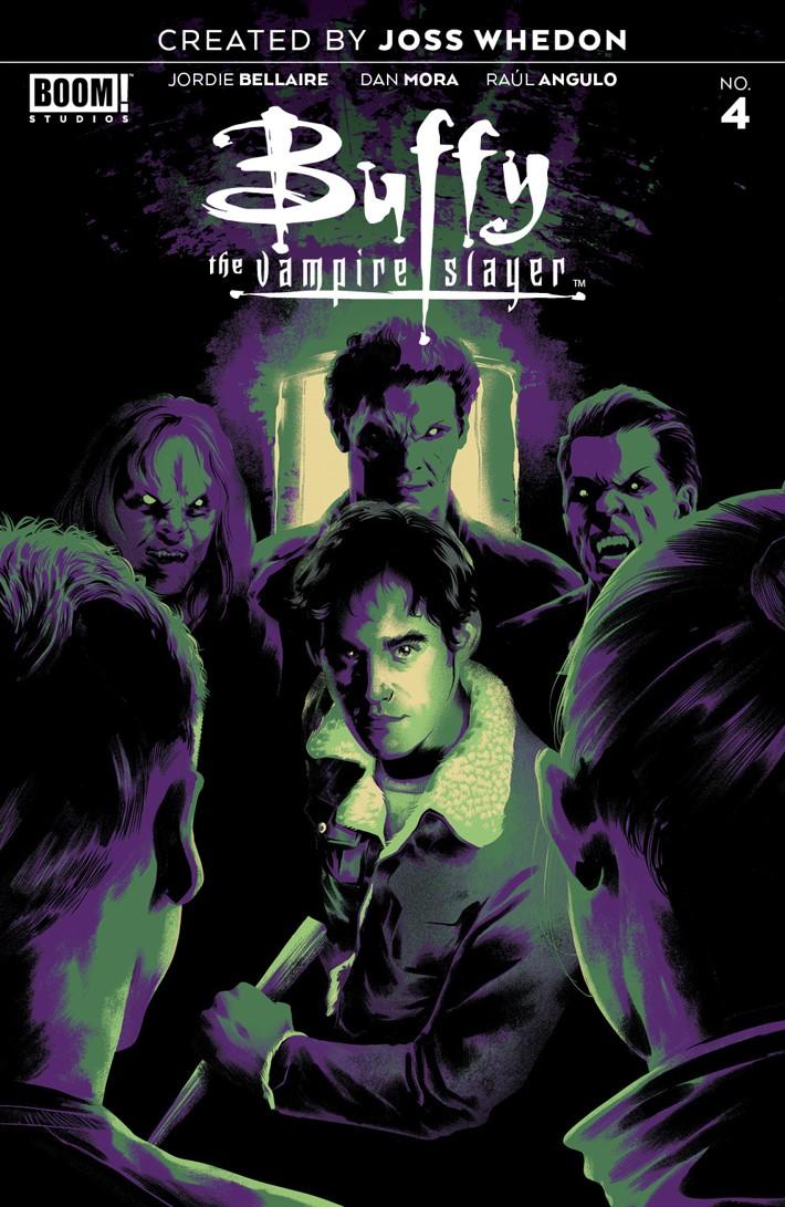 Buffy_004_A_Main ComicList Previews: BUFFY THE VAMPIRE SLAYER #4