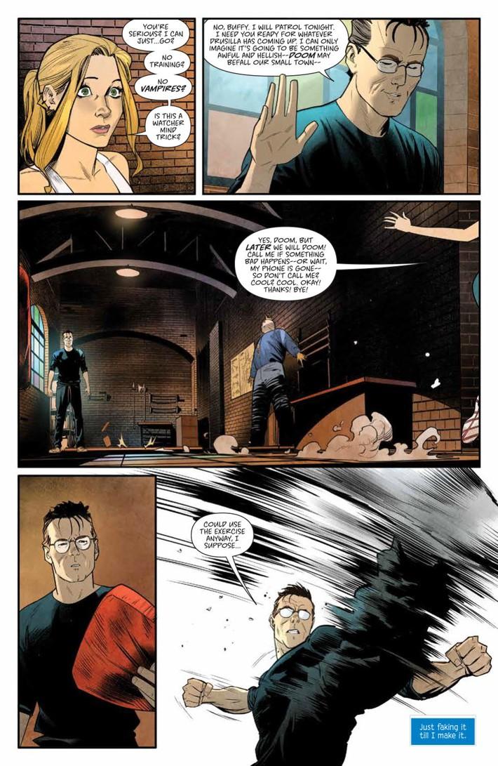 Buffy_004_PRESS_7 ComicList Previews: BUFFY THE VAMPIRE SLAYER #4