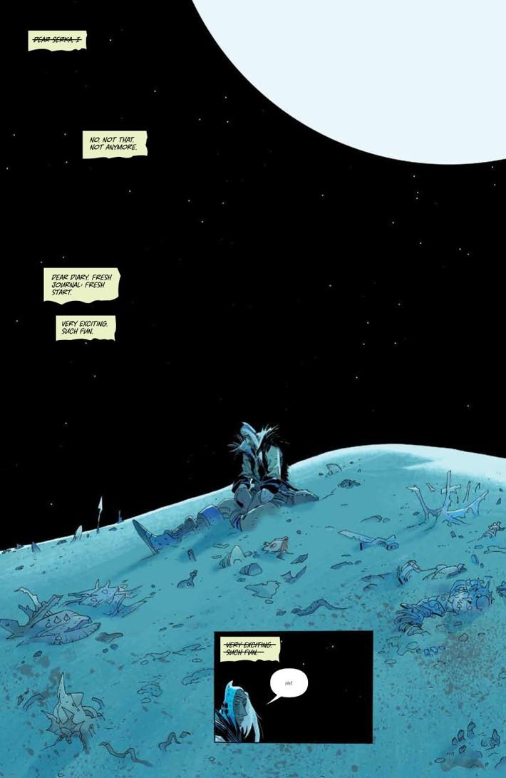 CODA_009_PRESS_3 ComicList Previews: CODA #9