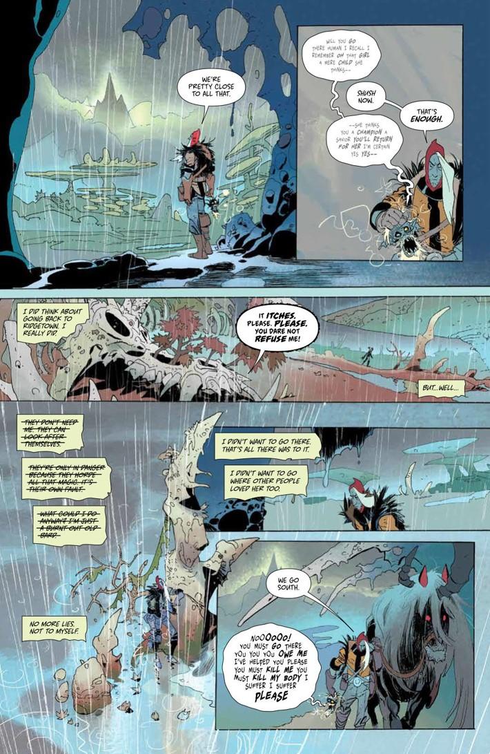CODA_009_PRESS_7 ComicList Previews: CODA #9