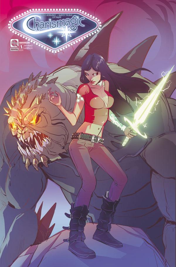 Charismagic-v3-01c-Moranelli_1 ComicList Previews: CHARISMAGIC VOLUME 3 #1